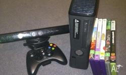 Comes with: Xbox console Kinect sensor Games - Grand