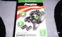 xbox one energizer charge system brand new sealed