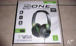 xbox one turtle beach XO one stereo wireless gaming