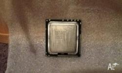 I have for sale: Intel Xeon CPU W3530 Quad core (2