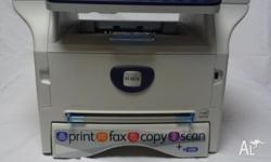 Xerox Phaser Multifunction Laser Quality Printer (Print