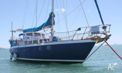 yacht 40 ft ferro sloop loads of extras great for