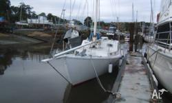 Yacht For Sale. Reluctant sale....... $3,500 ono. 34'