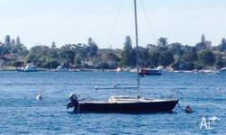 Fibreglass production one design yacht on Swan River