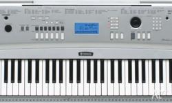 I am selling my Yahama keyboard it is in excellent