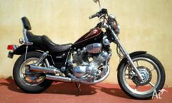 YAMAHA,1100CC,1995, 4dr CRUISER, 4.1, 6cyl, 3sp MANUAL,