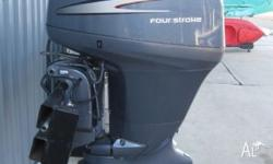 Yamaha 150HP 4 stroke Outboard 2006 Model Good