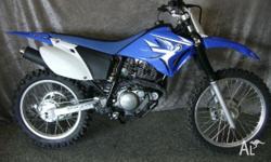 YAMAHA 230CC TTR230 X 2008