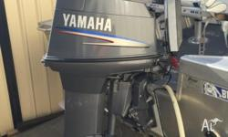 2004 Yamaha 50 hp 2 stroke Well looked after run with