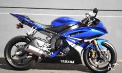 YAMAHA,600CC,2008, SPORTS, .6, 4cyl, 6sp MANUAL,