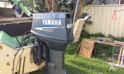 Hi there. I am selling my 2003 Yamaha 60hp outboard. It