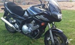 Selling my Yamaha 900 Diversion.New Battery 3 months