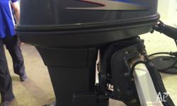 YAMAHA 90HP 2 STROKE 2006 LONGSHAFT OUTBOARD This motor