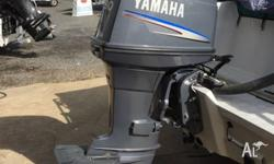 Yamaha 90hp 2 Stroke Outboard 2003 model long shaft in