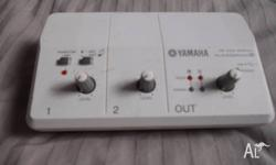 Yamaha Audiogram 3 Computer recording system with a USB