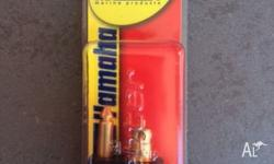 I have a brand new Yamaha fuel fitting by Scepter.