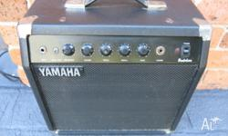 Yamaha Budokan HY-20G Electric Guitar Amplifier Very