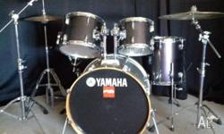 Yamaha drum kit paid $1899 less than 2 years ago