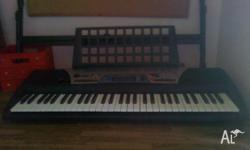Yamaha PSR-170 keyboard, hardly used, works perfectly,
