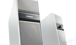 For sale brand new Yamaha NX-50 Multimedia Speakers.