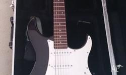 This Yamaha Pacifica 112 electric guitar has served me