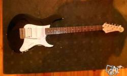 I have for sale a Yamaha Pacifica guitar the main