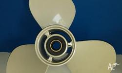 Brand new Bs Pro propeller 11 5/8 x 11 to suit Yamaha