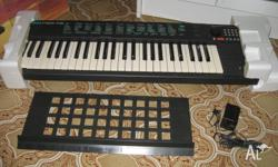 Yamaha PSR-75 Keyboard hardly used in excellent