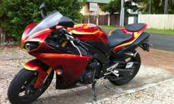 Sports bike- great bike and speeds 3 different modes