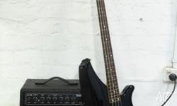 Up for sale is an awesome Yamaha RBX270J electric bass