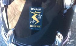 Yamaha rydeen rack tom with ball mount for sale in