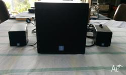 High quality Yamaha speakers, ideal for connecting to a