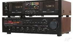 Yamaha Receiver RX 530 in black ... nice condition and