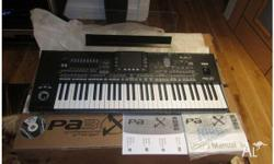 We are offering brand new Yamaha Tyros 4....Sealed in