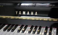 Hello, immaculate Yamaha was recently tuned and need to