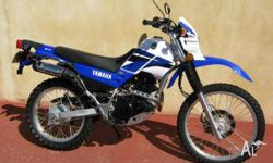 YAMAHA,XT250,2007, TRAIL, .2, 1cyl, 6 SPEED MANUAL,
