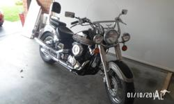 I am reluctantly selling my YAMAHA XVS650 DRAGSTAR
