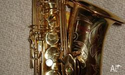 Yamaha YAS-62 Alto come and have a look at my alto