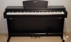 Yamaha YDP-131 Digital Piano as pictured. Great