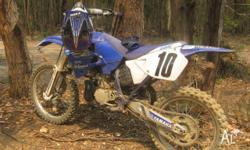 excellent bike , rego till 28 feb 2011, selling due to
