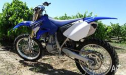2008 Yamaha YZ 250 Excellent Condition, very well