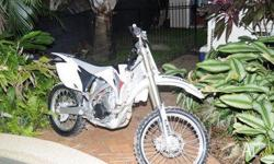 YAMAHA YZ450F R RACE BIKE 2008 MODEL EXCELLENT