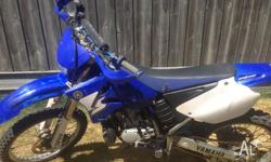 Up for sale is my Yamaha 2004 YZ 250(2 stroke). Bike is
