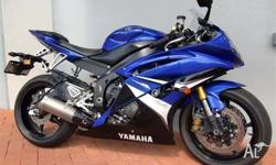 YAMAHA,YZF-R6,X,2007, SPORTS, 599cc, 102kW, 6 SPEED