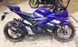 Yamaha YZF 150D For sale. Bike is in awsome condition.