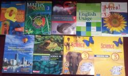 Year 9 and 10 textbooks from $10: New Maths 10B + CD