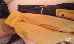 Have a yellow size 16 yellow ( mens medium to