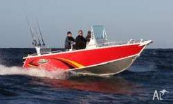 YELLOWFIN (Alum.) 6700 CENTRE CONSOLE 6.7M FISHING,