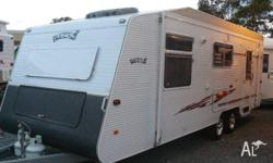 York Caravan PENINSULA, 2008, Caravan, BRAND NEW DEMO