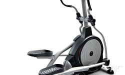 Excellent condition Front-drive elliptical trainer with